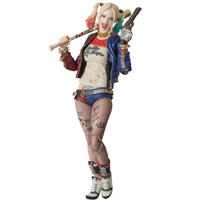 MAFEX: Suicide Squad - Harley Quinn *Clearance