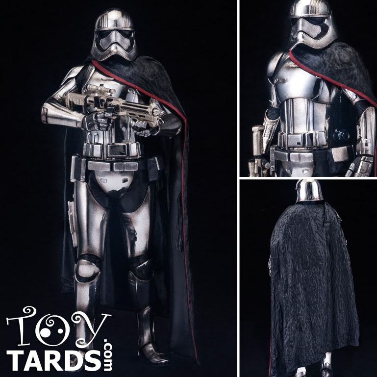 ArtFX+: Star Wars - The Force Awakens - Captain Phasma
