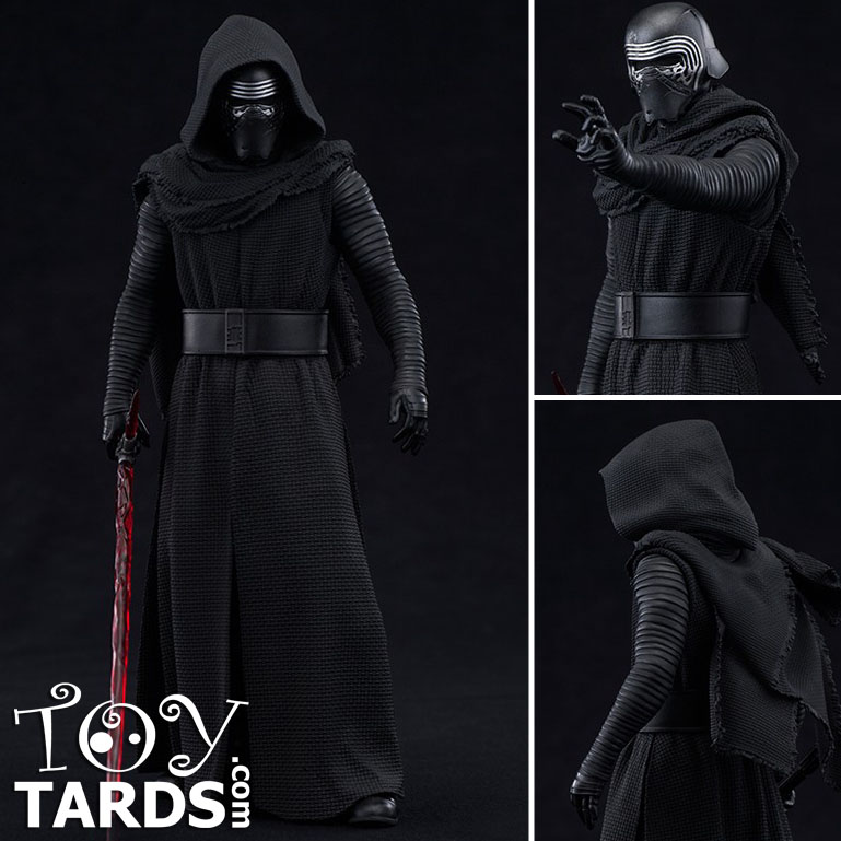 ArtFX+: Star Wars - The Force Awakens - Kylo Ren
