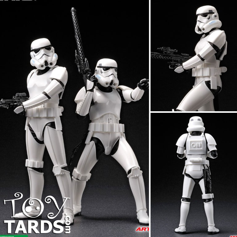 ArtFx+: Star Wars - Stormtrooper 2 Pack