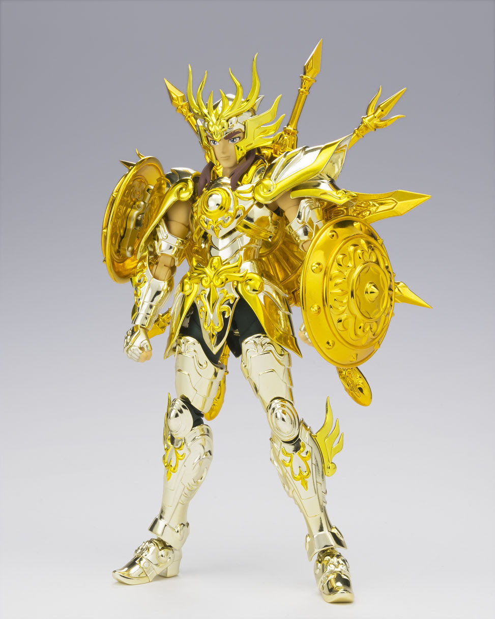 [Pre-Order] Soul of Gold: Saint Cloth Myth EX - Libra Dohko (God Cloth)