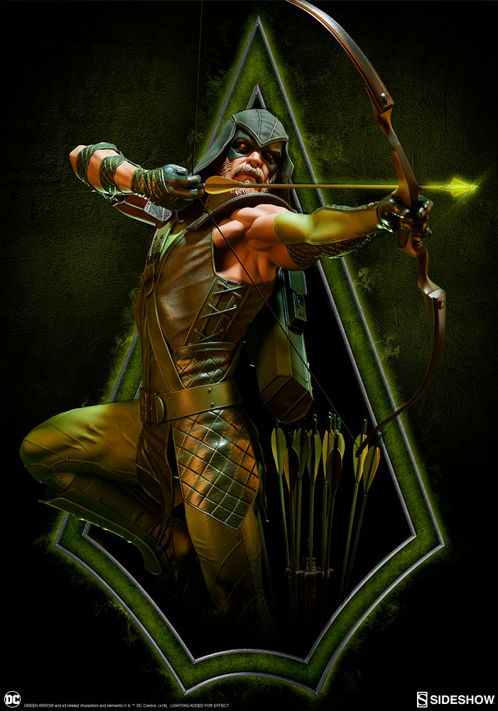 [Pre-Order] Green Arrow Premium Format Figure