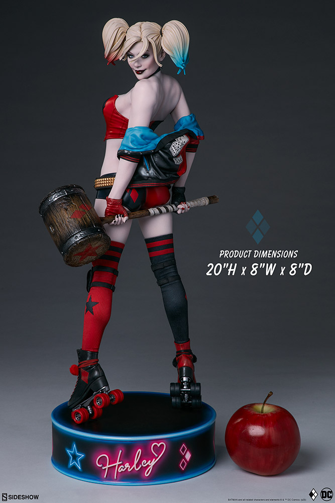 [Pre-Order] Harley Quinn Hell on Wheels Premium Format Figure