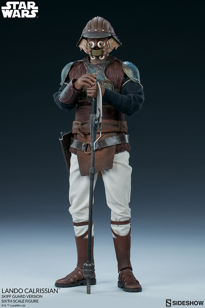 [Pre-Order] Star Wars: Episode VI - Lando Calrissian (Skiff Guard Version) Sixth Scale Figure