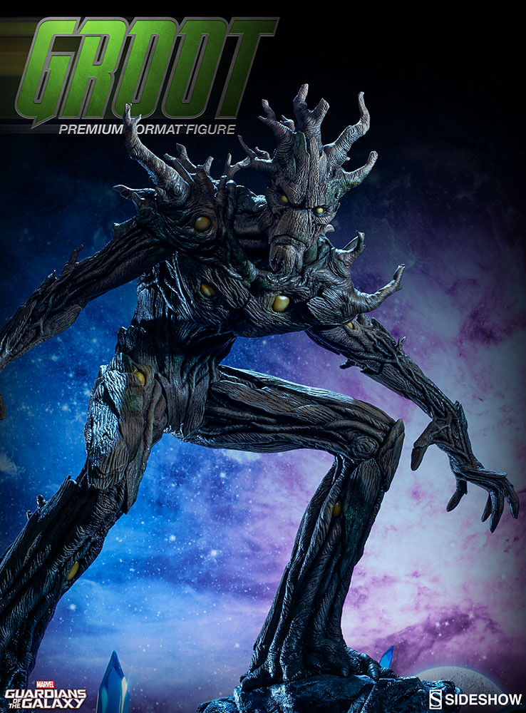 [Pre-Order] Guardian of the Galaxy - Groot Premium Format