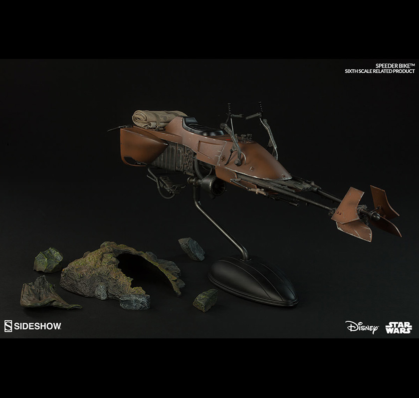 [Pre-Order] Speeder Bike Sixth Scale Figure