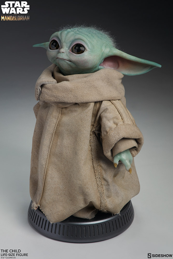 [Pre-Order] Life-Size Statue: Star Wars - The Child