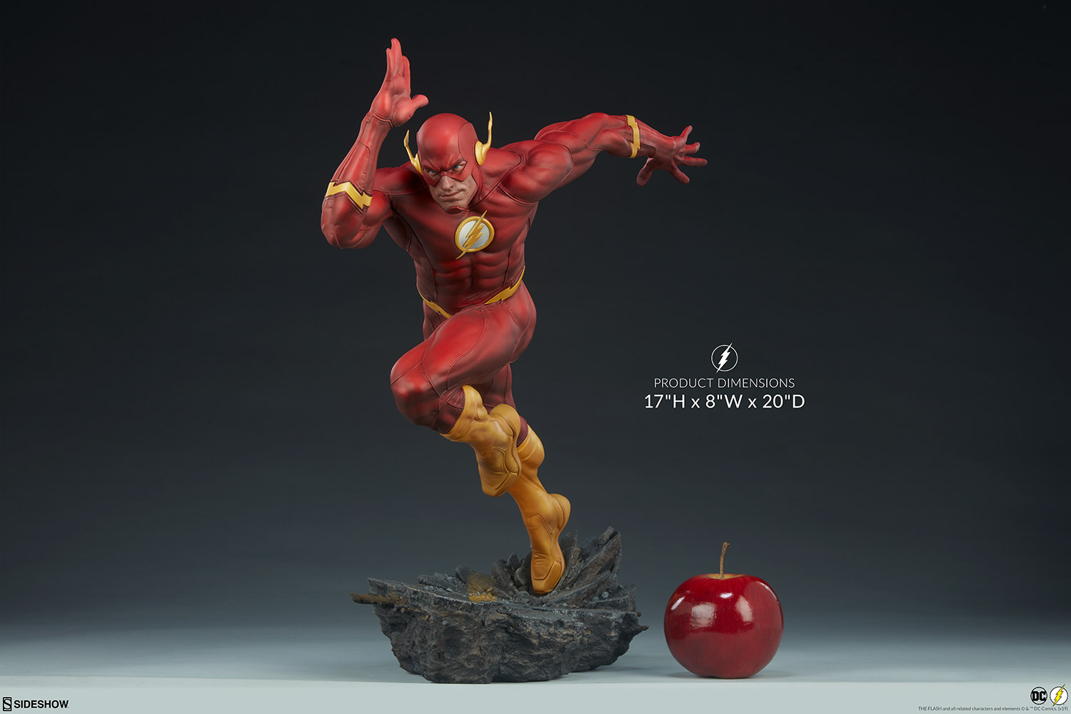 [Pre-Order] The Flash Premium Format Figure - Click Image to Close