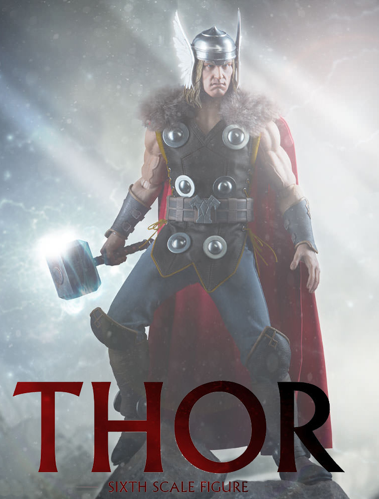 [Pre-Order] Thor - Sixth Scale Figure