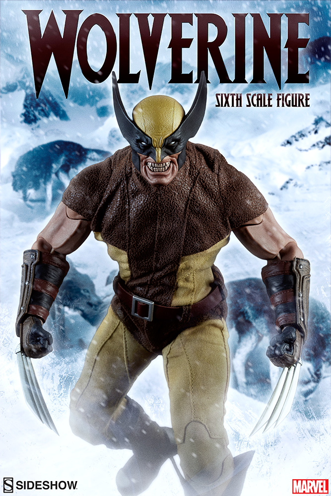 Wolverine - Sixth Scale Figure