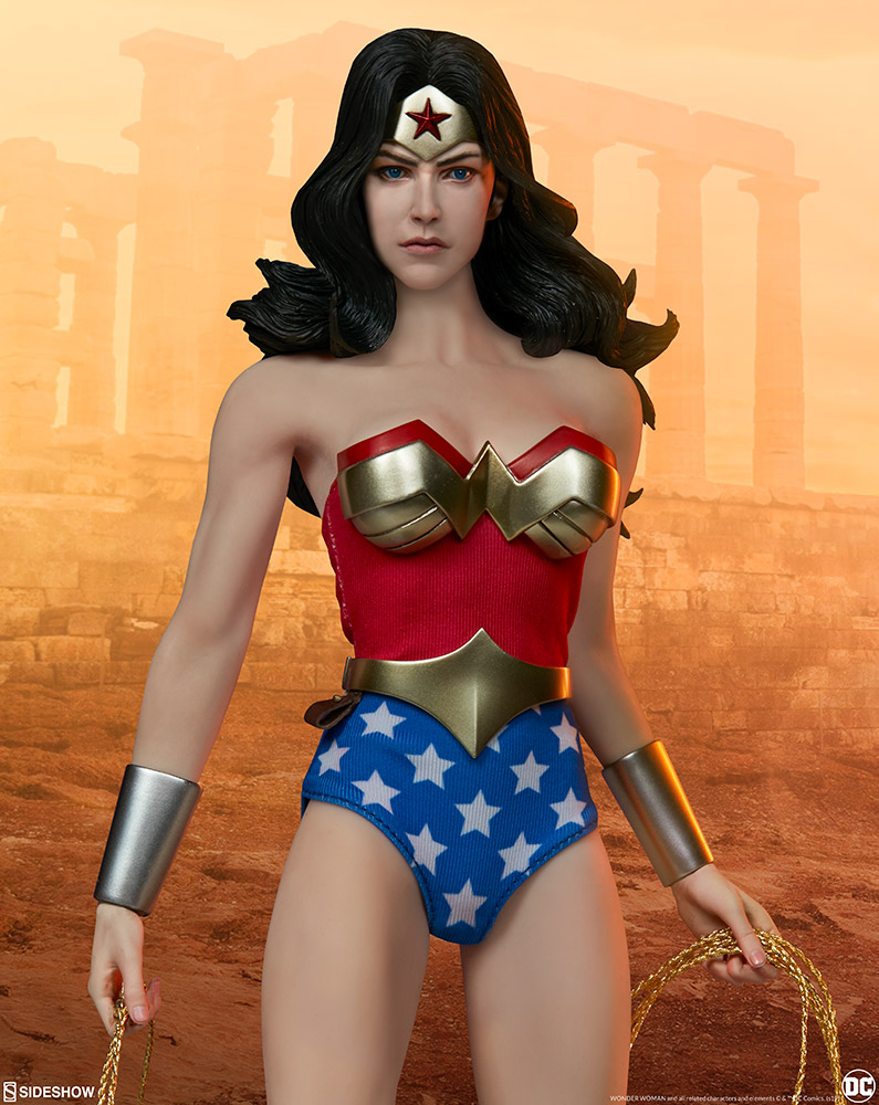 [Pre-Order] DC Wonder Woman 1/6 Scale Figure