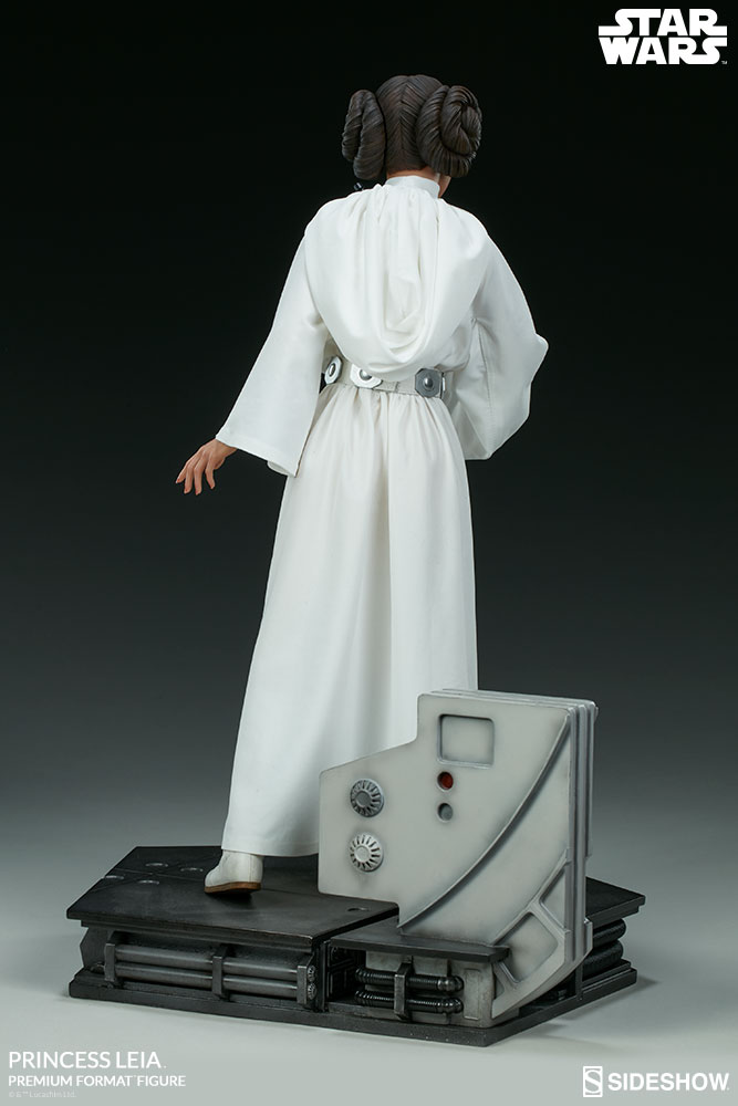 [Pre-Order] Star Wars Episode IV: A New Hope - Princess Leia Premium Format - Click Image to Close