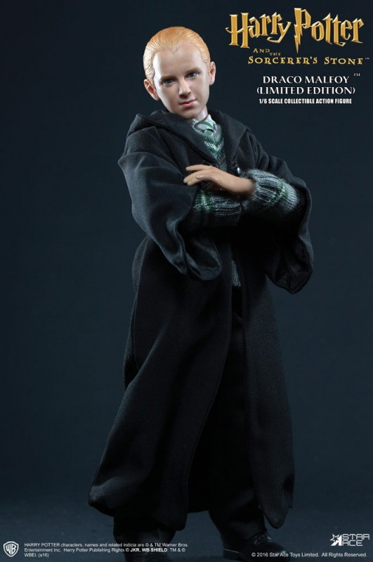 Harry Potter & The Sorcerer's Stone - Draco Malfoy School Uniform Ver.