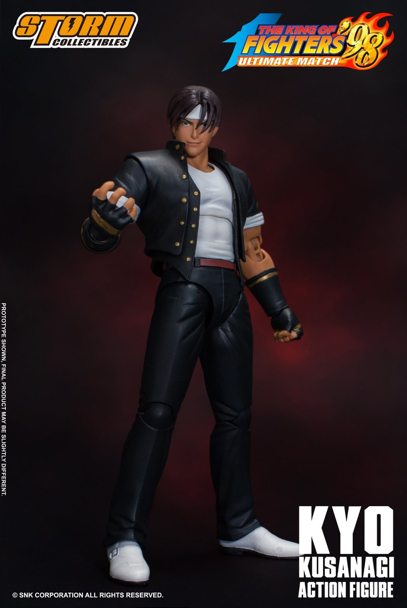 King of Fighters' 98 - Kyo Kusanagi 1/12 Action Figure