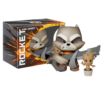Super Deluxe Vinyl: Guardian of the Galaxy - Rocket Raccoon *Clearance
