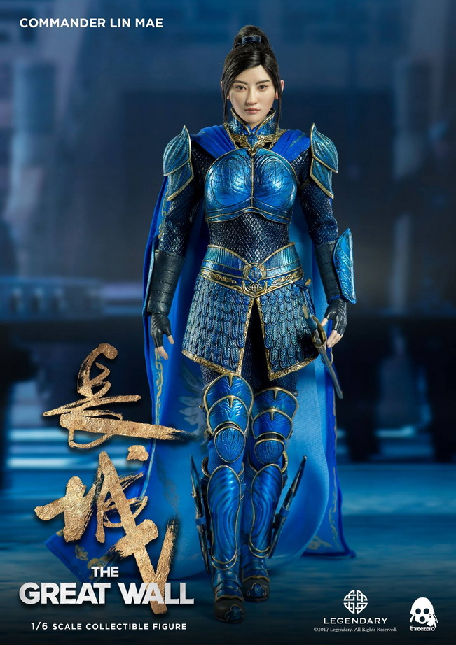 [Pre-Order] The Great Wall - Commander Lin Mae