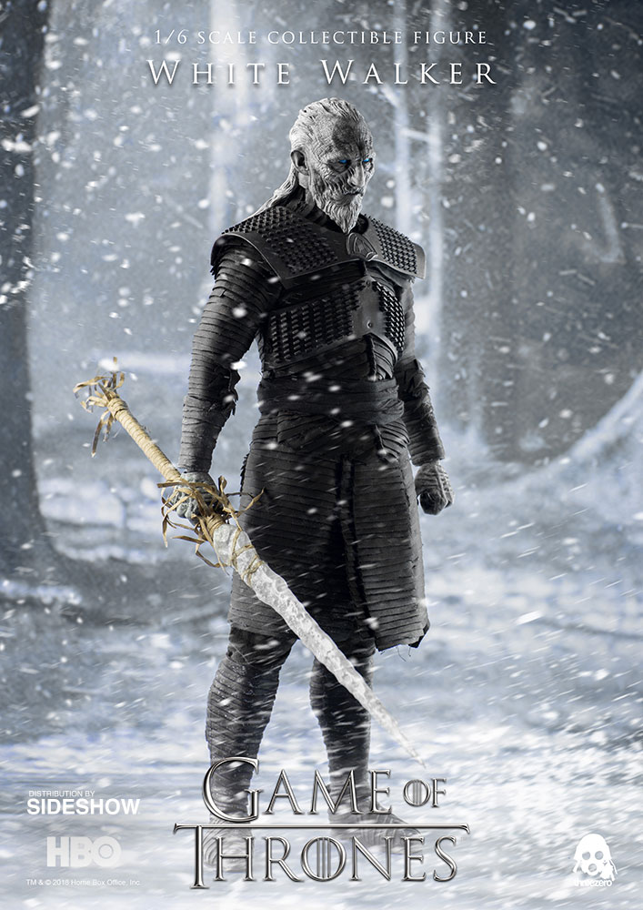 [Pre-Order] Game of Thrones - White Walker 1/6 Scale Figure