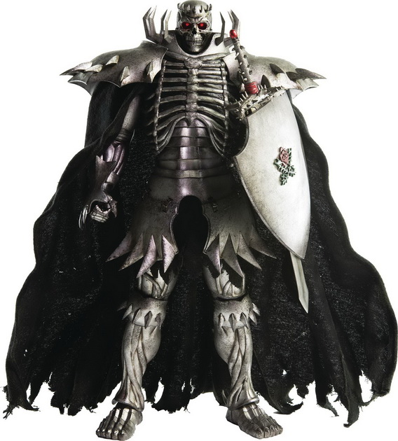 Berserk - Skull Knight 1/6 Scale Action Figure