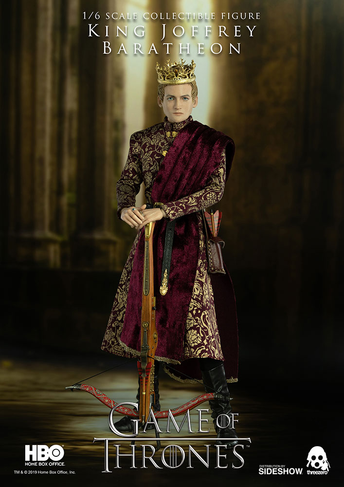 [Pre-Order] Game of Thrones - King Joffrey Baratheon 1/6 Scale Figure