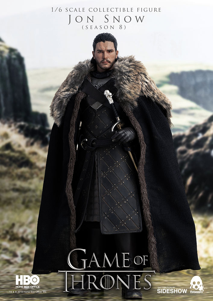 [Pre-Order] Game of Thrones - Jon Snow (Season 8) 1/6 Scale Figure