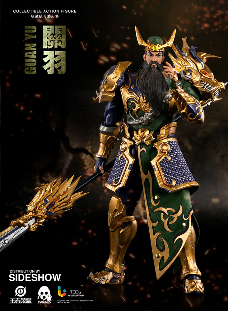 [Pre-Order] Guan Yu Collectible Figure