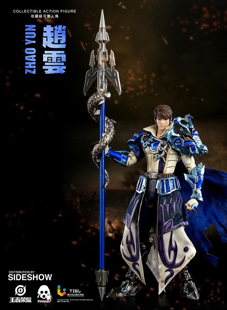 [Pre-Order] Zhao Yun Collectible Figure