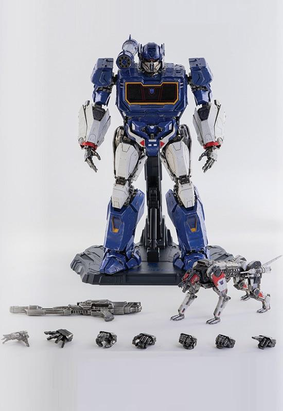 [Pre-Order] Hasbro x ThreeA Soundwave & Ravage Deluxe Scale Collectible Series