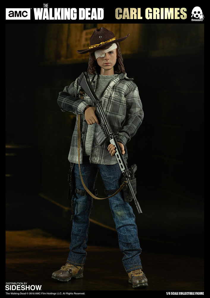 [Pre-Order] Walking Dead: Carl Grimes 1/6 Scale Figure