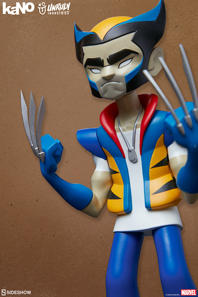 [Pre-Order] kaNO Designer Collectible Toy - Wolverine