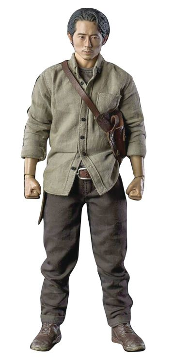 Walking Dead: Glenn Rhee 1/6 Scale Figure
