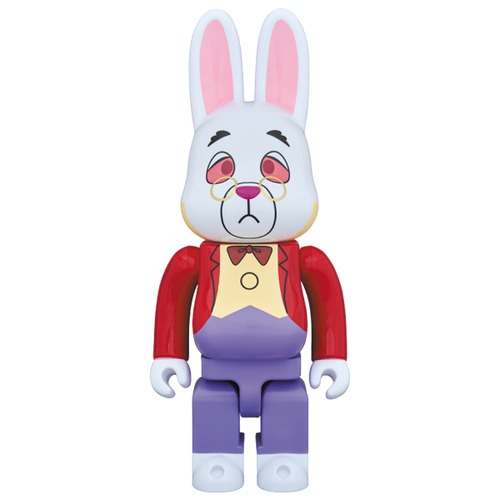 [Pre-Order] Bearbrick 400% Alice in Wonderland - The White Rabbit