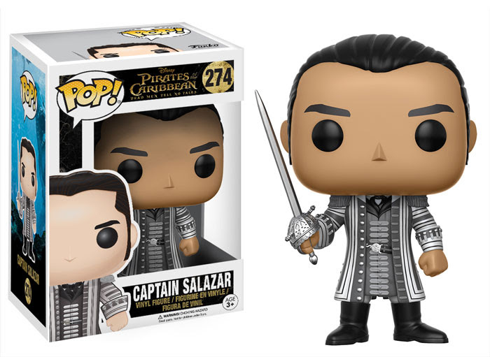 POP! Disney: PotC - Captain Salazar