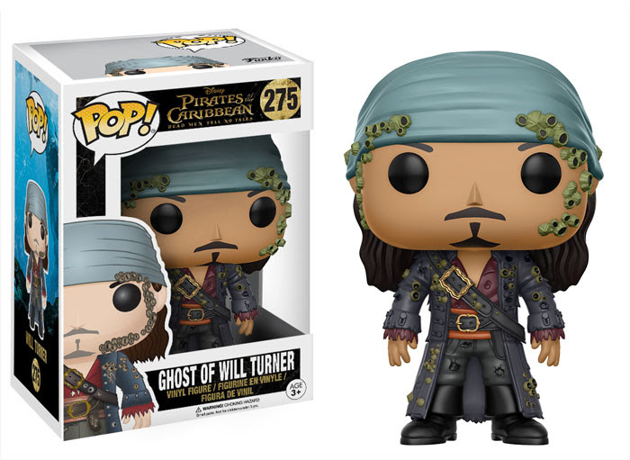 POP! Disney: PotC - Ghost of Will Turner