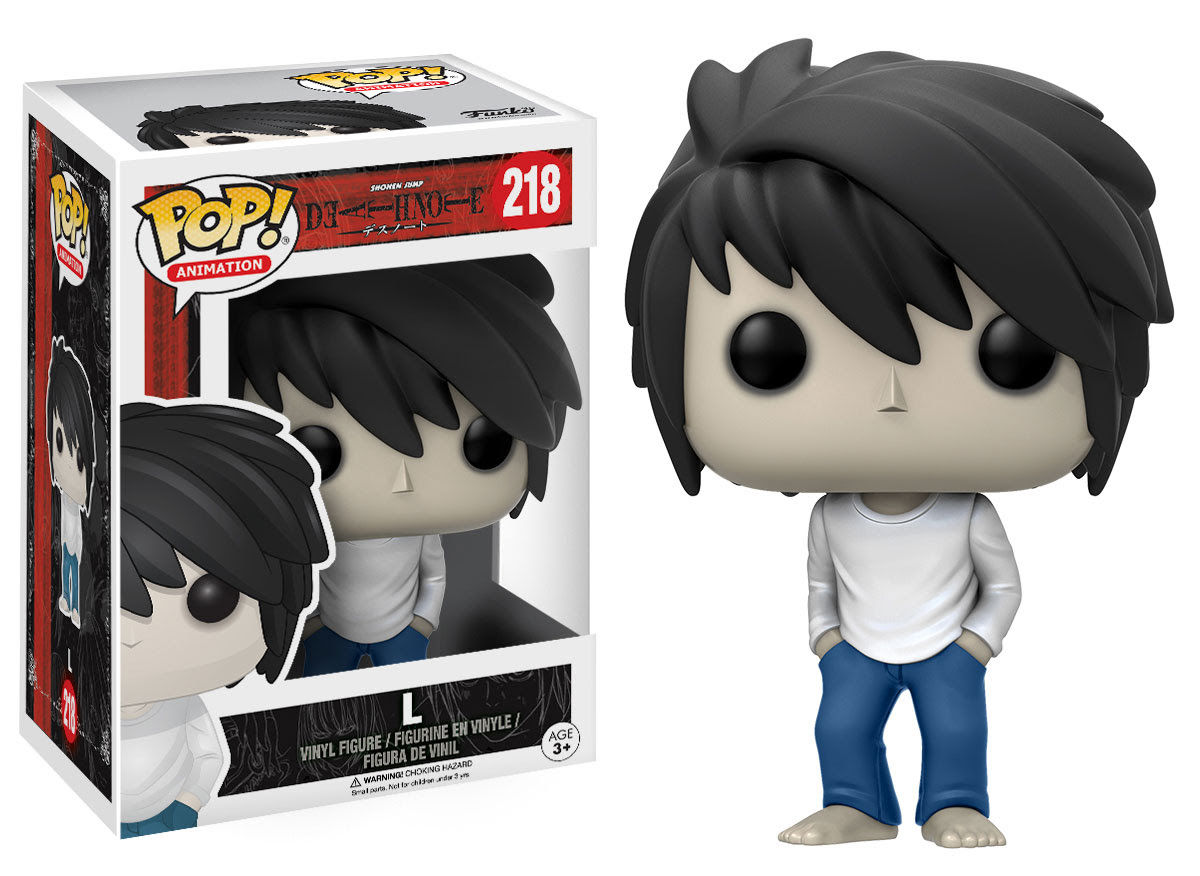 POP! Animation: Death Note - L