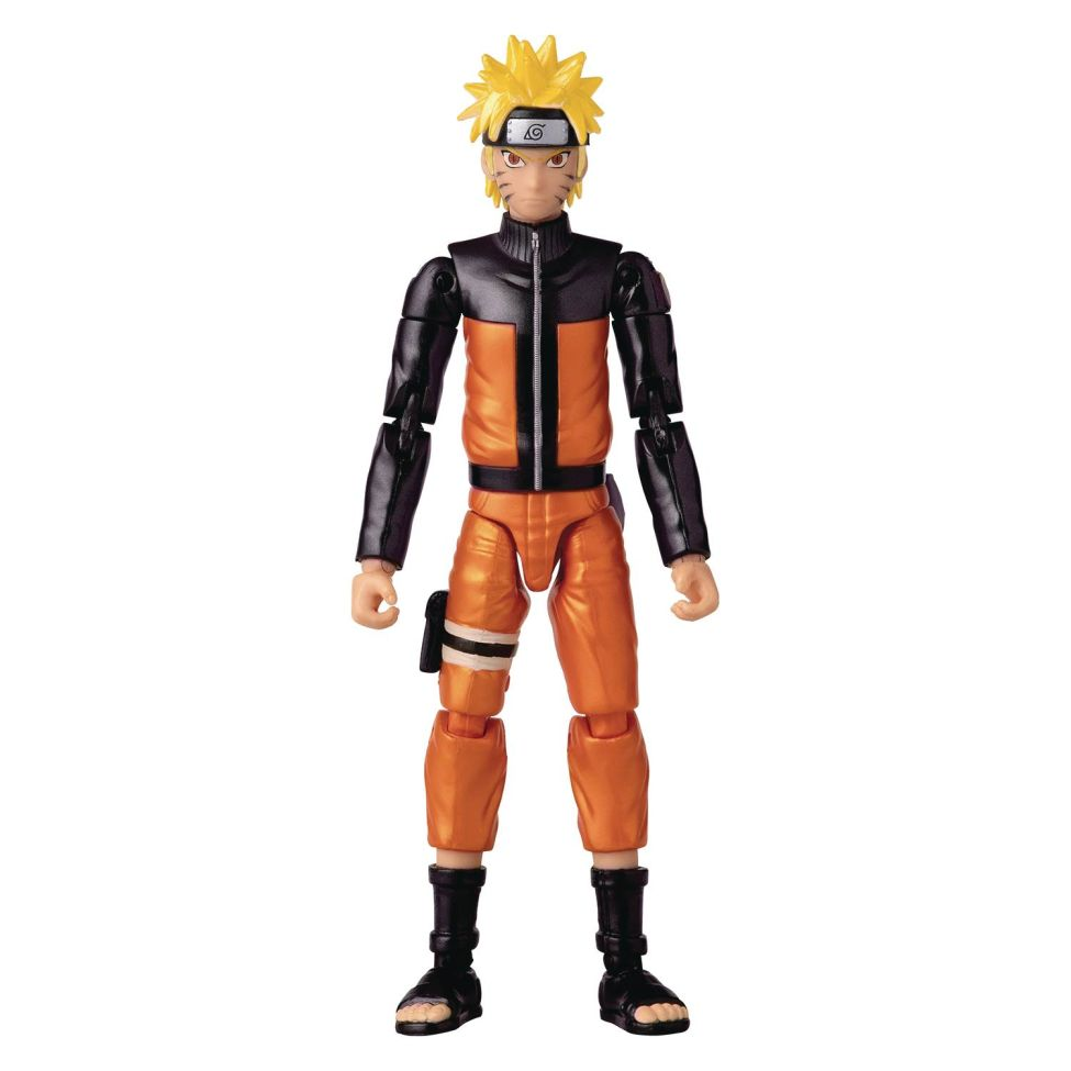 [Pre-Order] 2021 SDCC Anime Heroes: Naruto Shippuden - Naruto Nine Tails Ver.