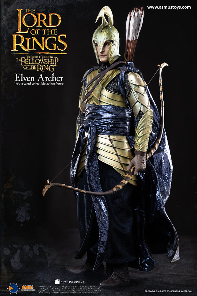 [Pre-Order] Lord of the Ring - Elven Archer 1/6 Scale Figure