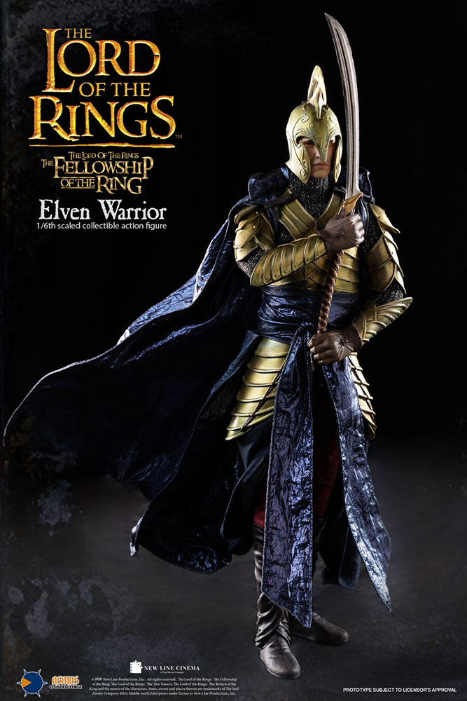 [Pre-Order] Lord of the Ring - Elven Warrior 1/6 Scale Figure