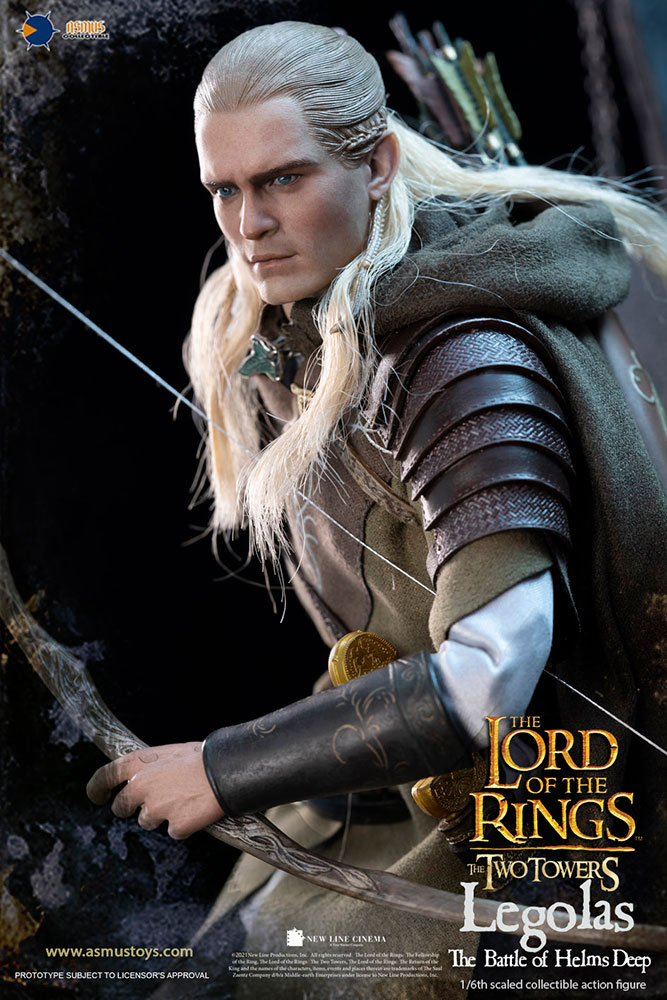 [Pre-Order] Lord of the Ring - Legolas at Helm's Deep 1/6 Scale Figure