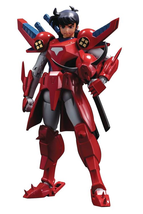 Ronin Warriors - Ryo Of The Wild Fire 1/12 Action Figure