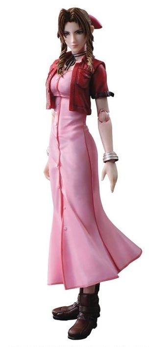 Play Arts -Kai- Final Fantasy VII Crisis Core - Aerith Gainsborough