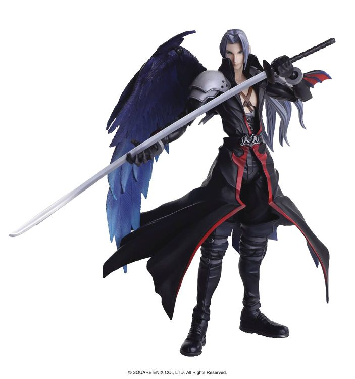 Bring Arts Final Fantasy Sephiroth Another Form Ver.