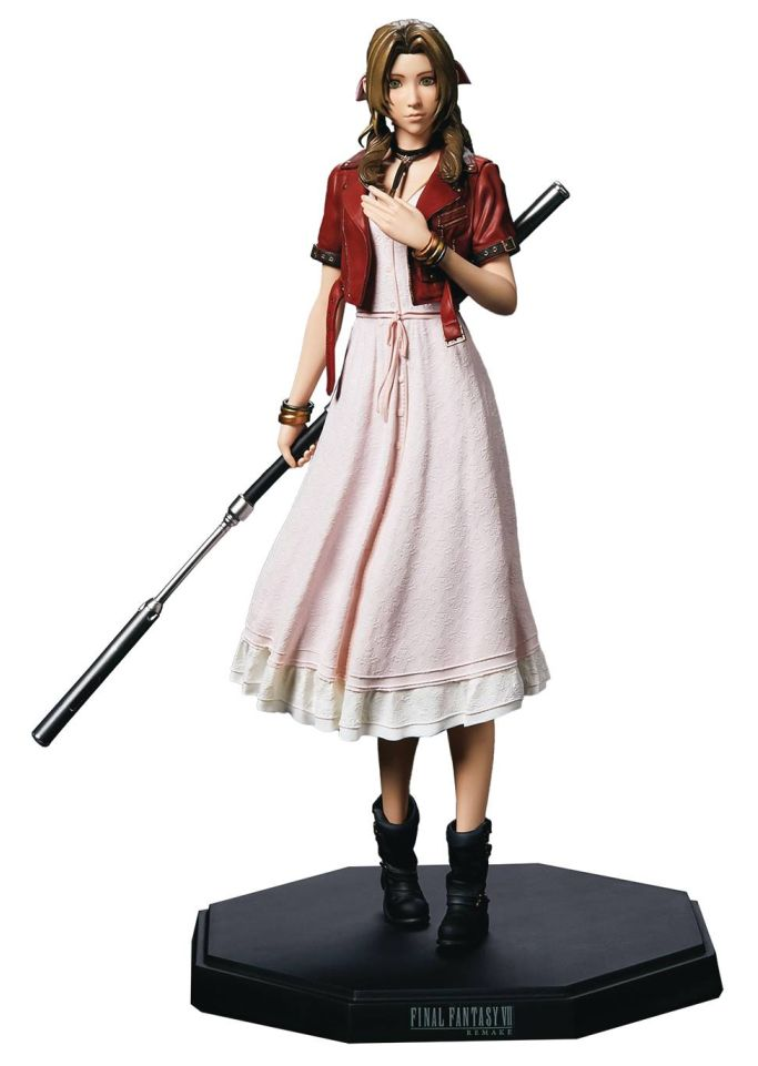 Final Fantasy VII Remake Aerith Gainsborough Statuette