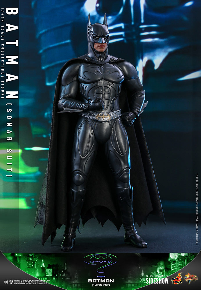 [Pre-Order] Batman Forever - Batman (Sonar Suit) Movie Masterpiece