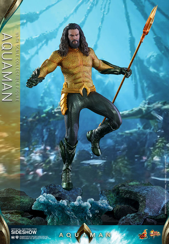 Aquaman - Aquaman Movie Masterpiece