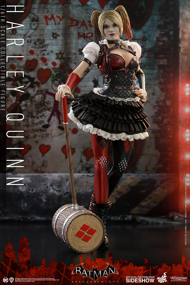 [Pre-Order] Batman: Arkham Knight - Harley Quinn Video Game Masterpiece