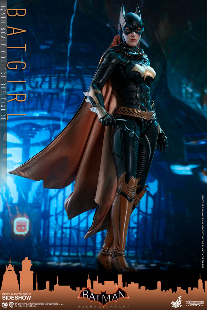 [Pre-Order] Batman: Arkham Knight - Batgirl Video Game Masterpiece