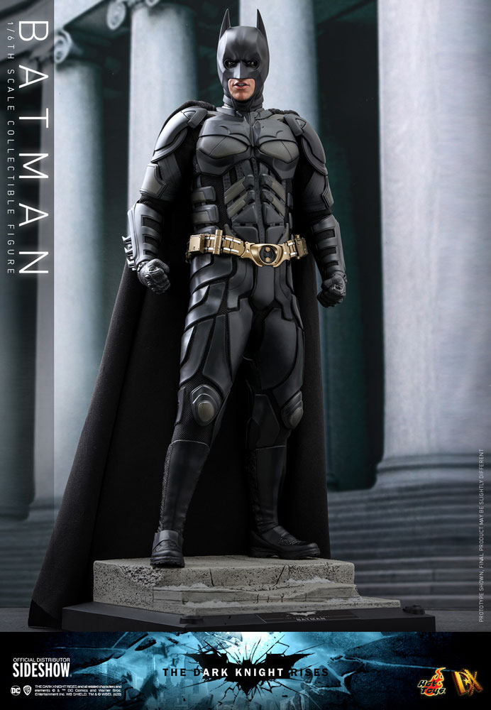 [Pre-Order] The Dark Knight Rises - Batman DX Movie Masterpiece