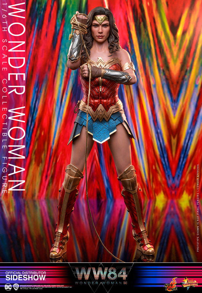 [Pre-Order] Wonder Woman 1984 - Wonder Woman Movie Masterpiece