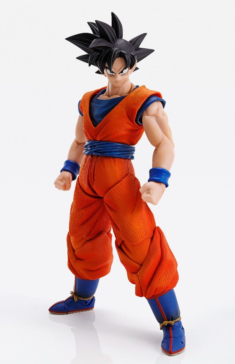 Imagination Works: Dragon Ball - Son Goku
