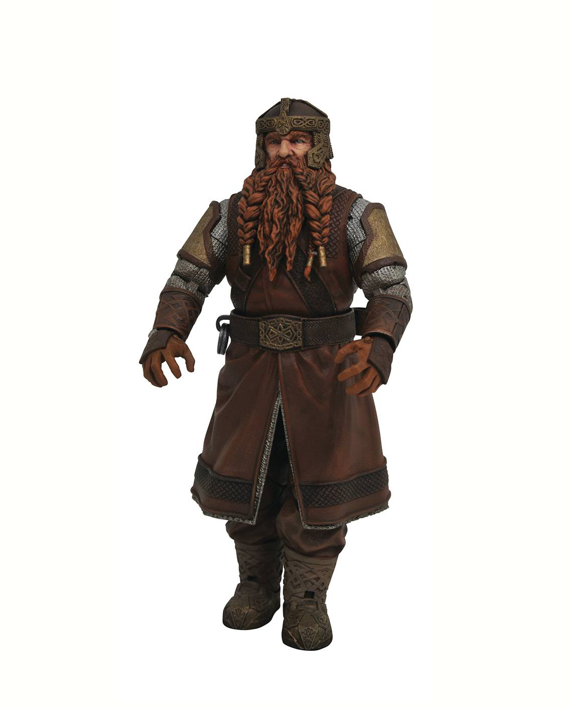 "Lord of the Rings 7"" Action Figure: Series 1 - Gimli"